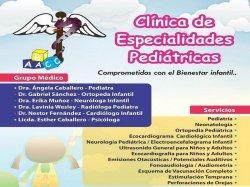 Pediatras de Provincias Centrales
