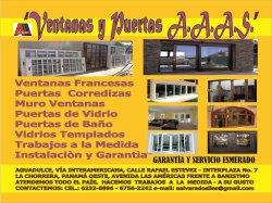 Puertas y Ventanas AAAS